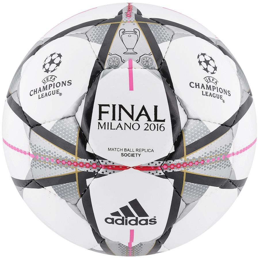 Bola de Futebol de Campo adidas Finale Milano d5e349fcba943