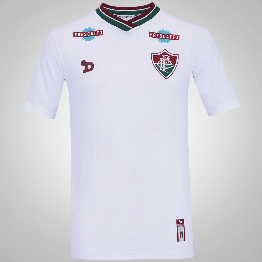 Camisa do Fluminense II nº 9 2016 Dryworld - Masculina 5df97159cb86d