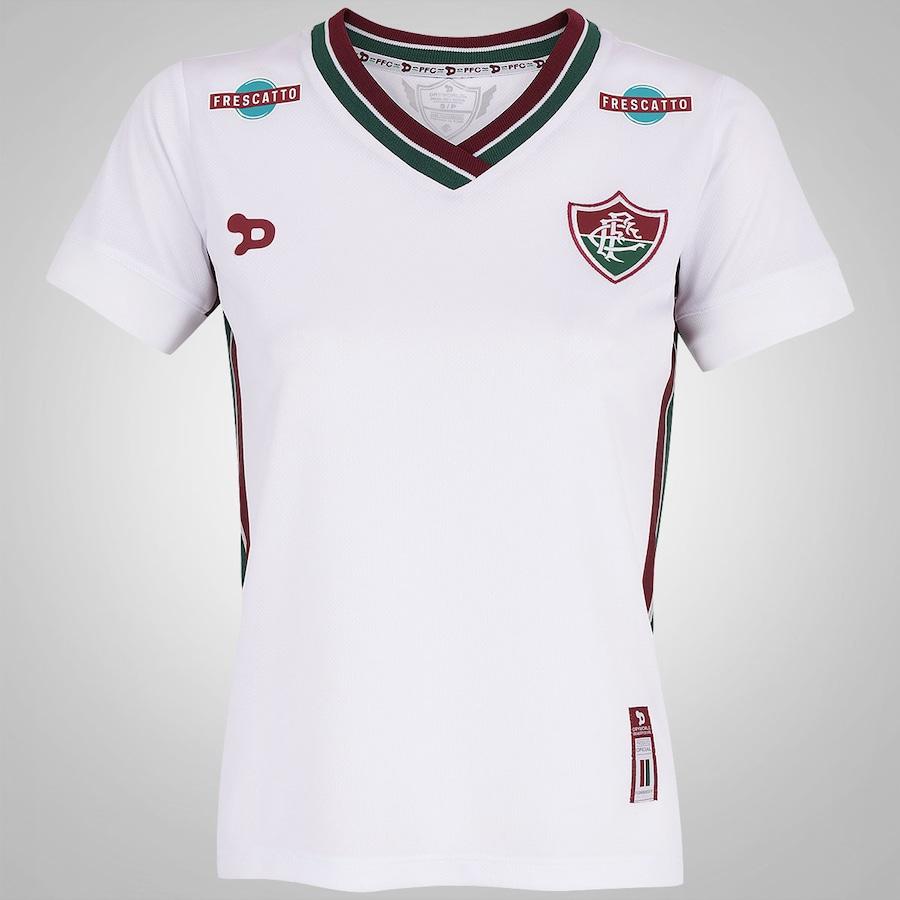 3d988f541211b Camisa do Fluminense II nº10 2016 Dryworld - Feminino