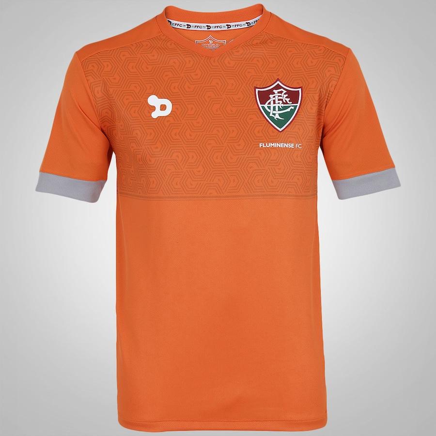 Camiseta de Treino Fluminense 2016 Dryworld Staff - Masculi cbbb2a228b1a2