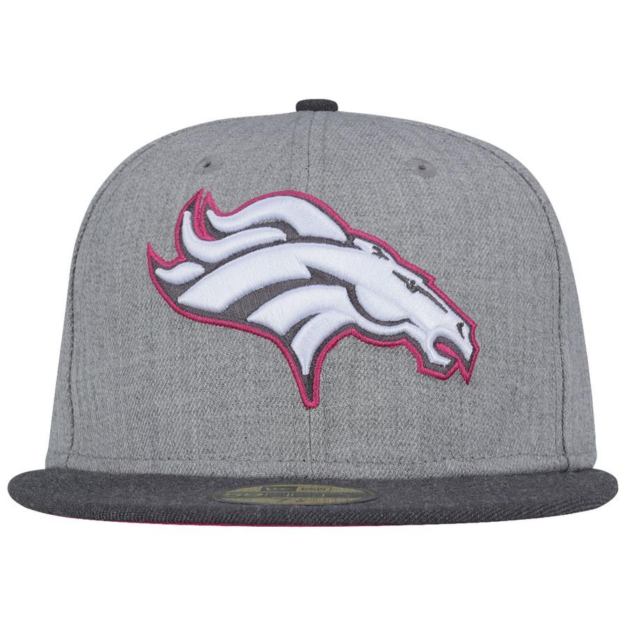 Boné Aba Reta New Era Denver Broncos NFL - Fechado - Adulto 7931e2bc9ecb4