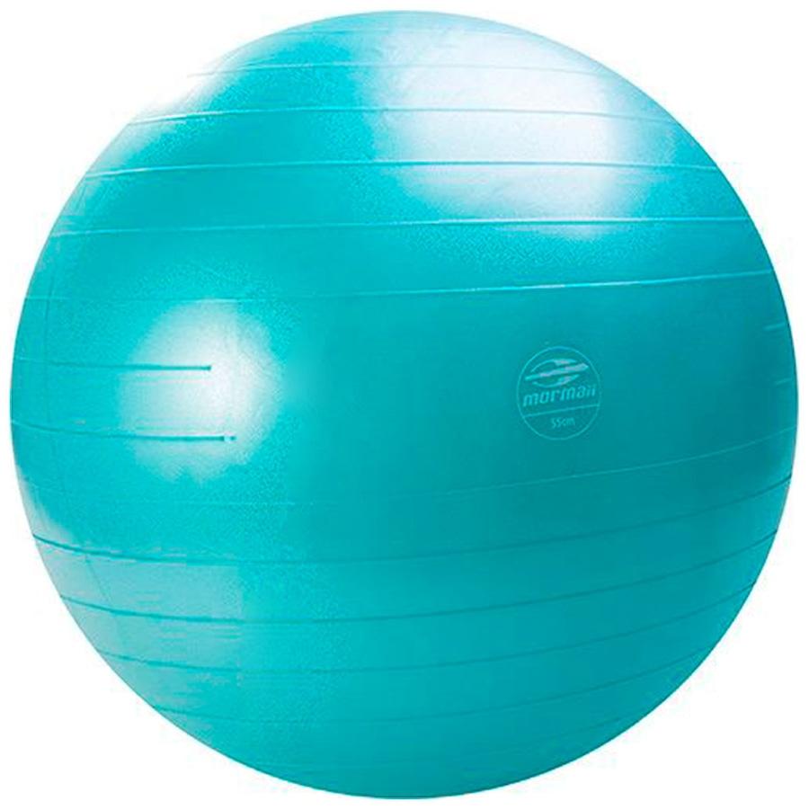 Bola de Pilates Suiça Mormaii Anti-Burst - 55cm 5b888b41a57b
