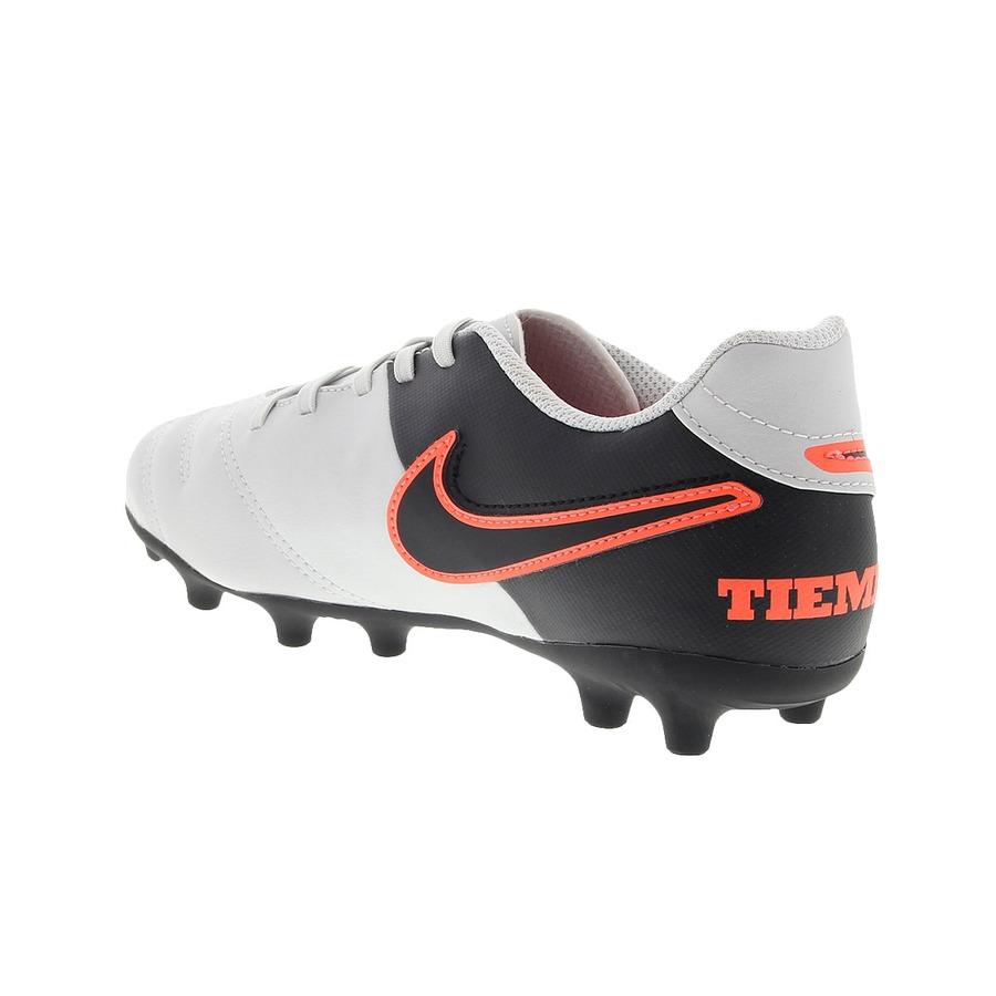 3992ec1157 Chuteira de Campo Nike Tiempo Rio III FG - Infantil