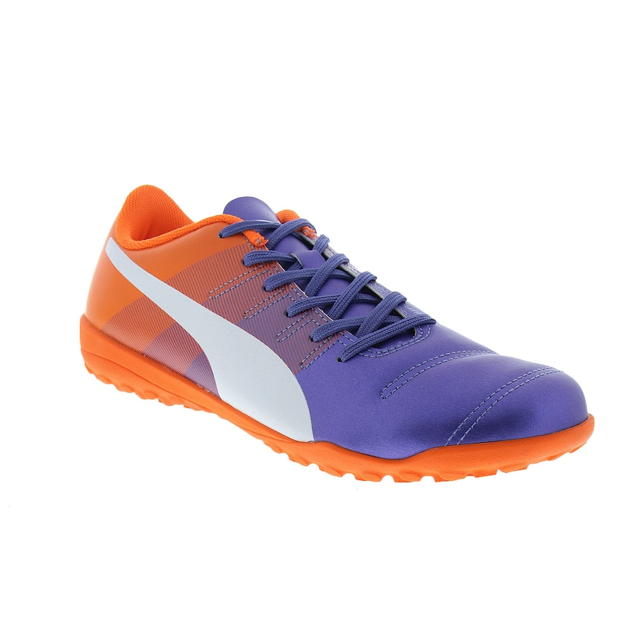 Chuteira Society Puma Evopower 4.3 TT - Adulto 1d08fb1e9db37