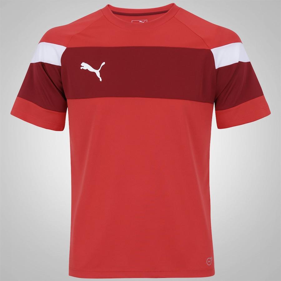 e438706af4 Camiseta Puma Train Jersey Spirit II - Masculina