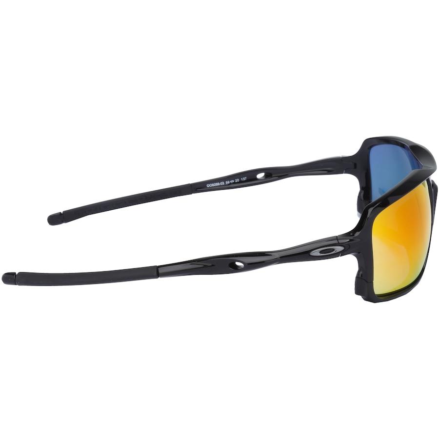 182ec0d8f27b7 Óculos de Sol Oakley Triggerman Iridium - Unissex