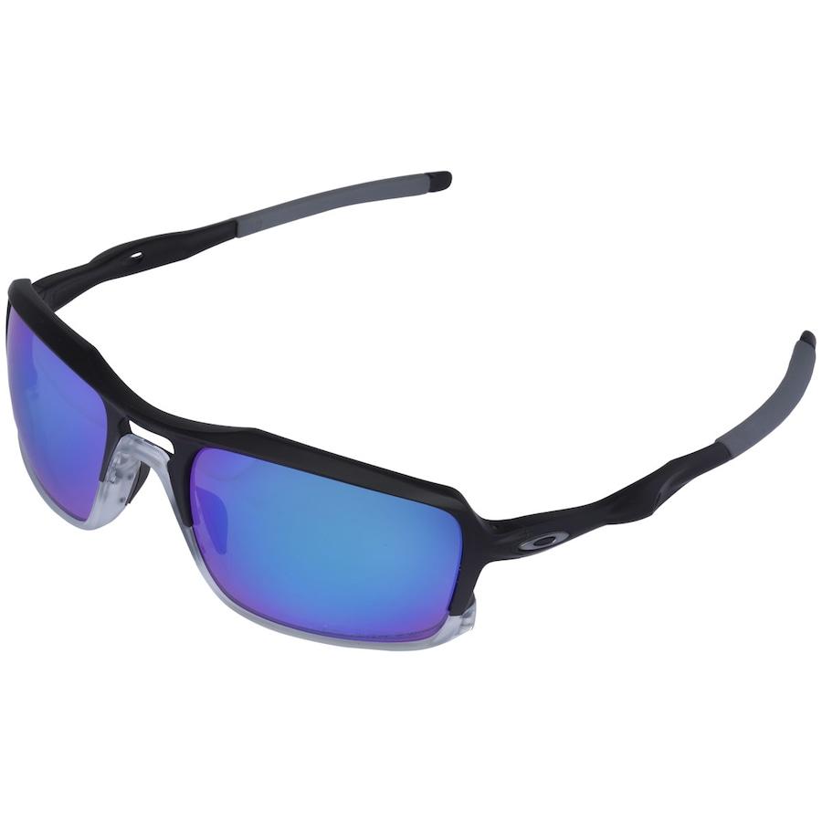 b94297581f119 Óculos de Sol Oakley Triggerman Iridium Polarizado - Unisse