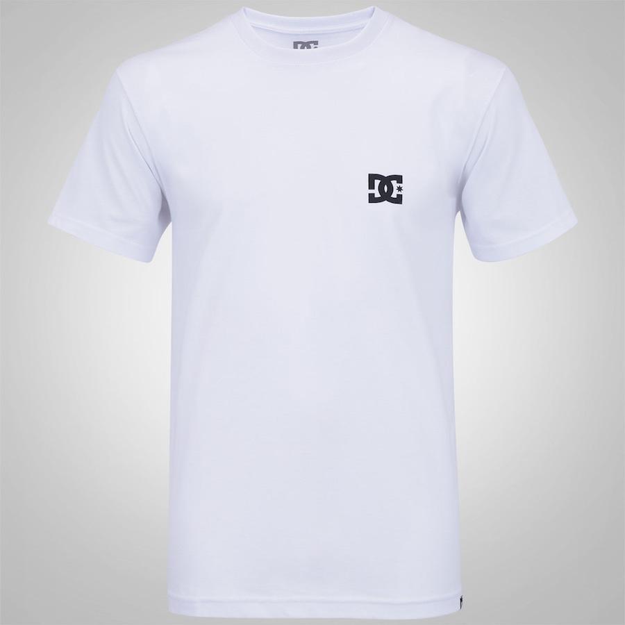 6c12a8279f Camiseta DC Shoes Bas Basic Star - Masculina