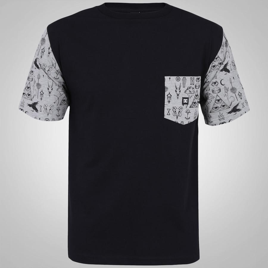 Camiseta DC Shoes Esp Pocket - Masculina 91b7c87417357