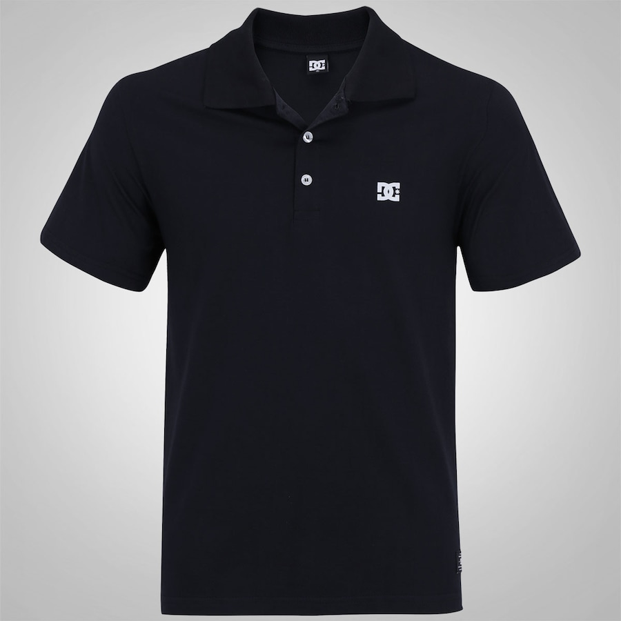 Camisa Polo DC Shoes Star - Masculina bbffe2c5a8343
