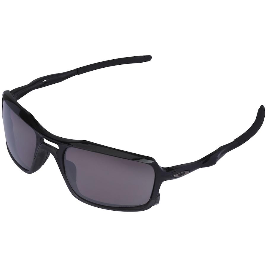 Óculos de Sol Oakley Triggerman Irid Polarizada Prizm - Uni 4174589497