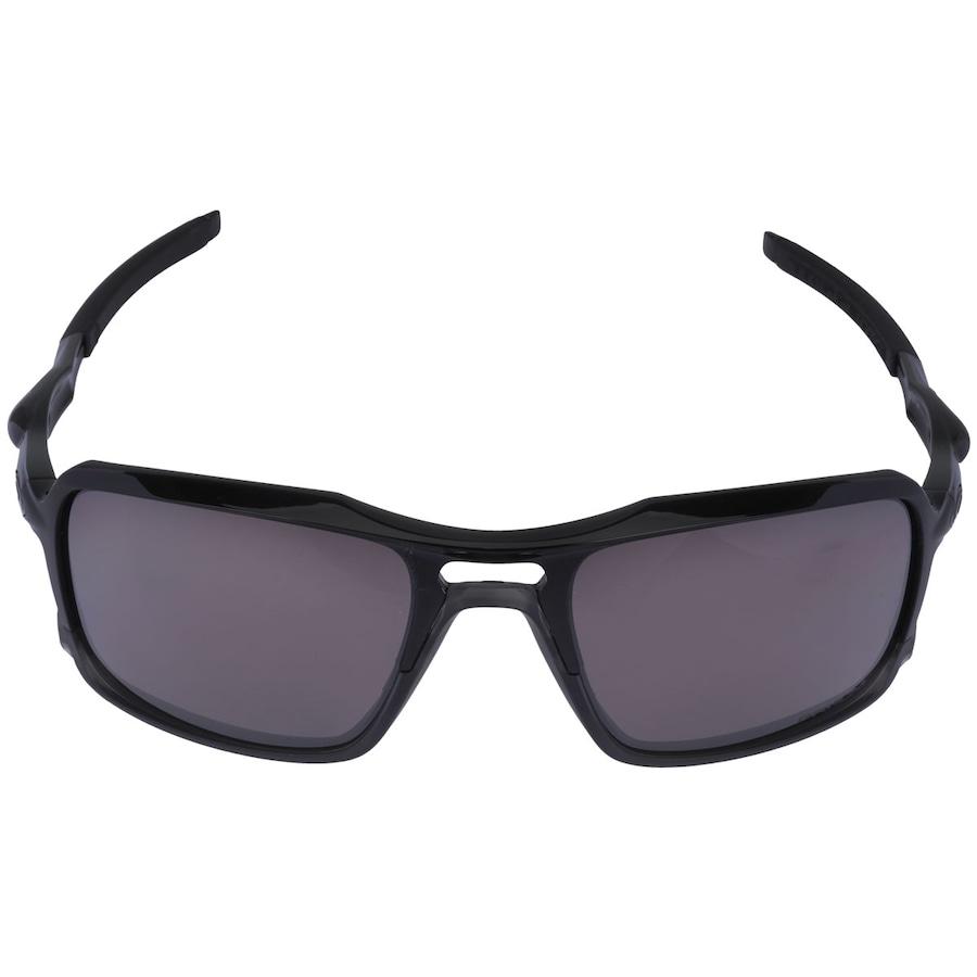 ... Óculos de Sol Oakley Triggerman Irid Polarizada Prizm - Unissex ... 6fa3aea71a