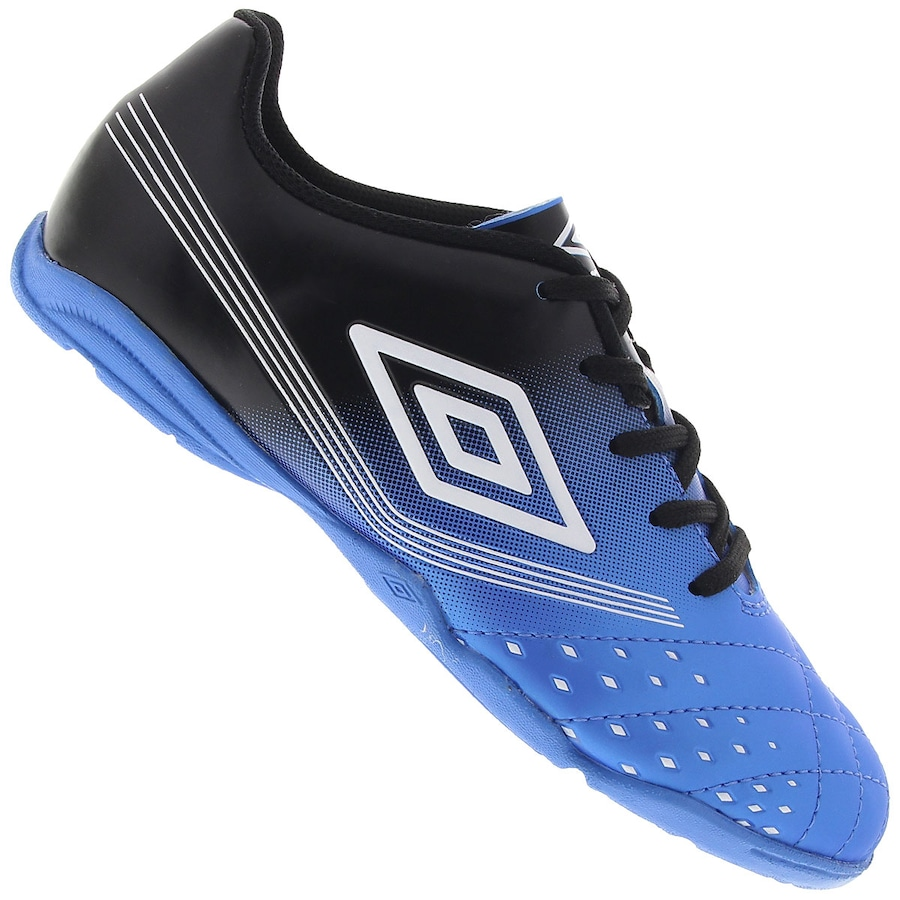 Chuteira Futsal Umbro Indoor Fifty - Infantil 234751edab708
