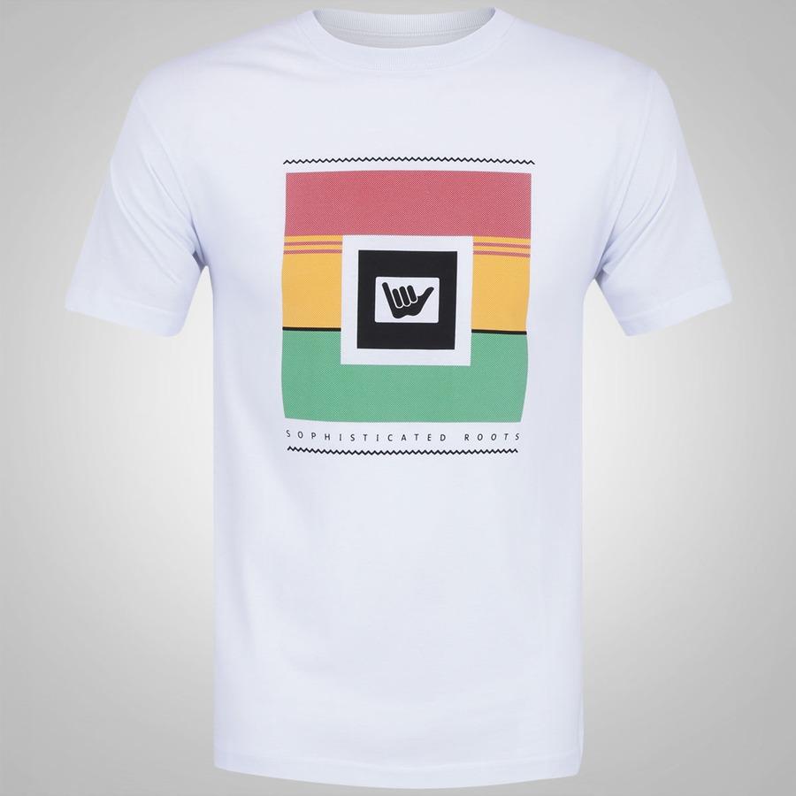 Camiseta Hang Loose Silk Jamaica - Masculina ba35894f985d1