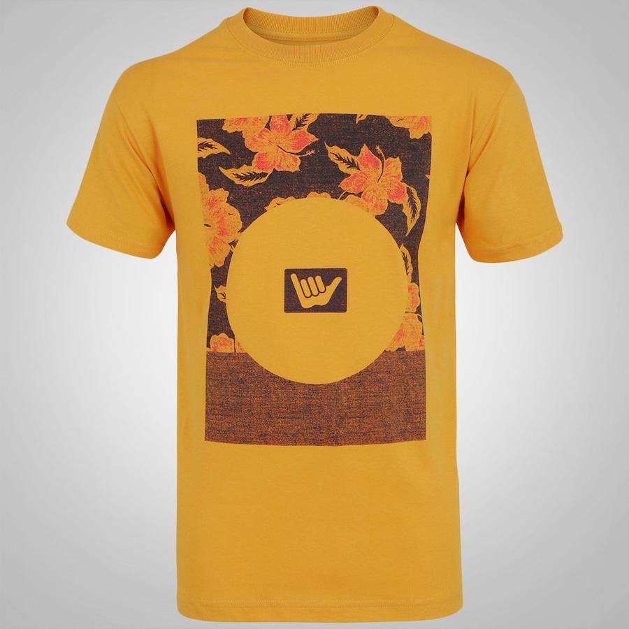 Camiseta Hang Loose Silk Hawaii - Masculina abbb3170e57d2