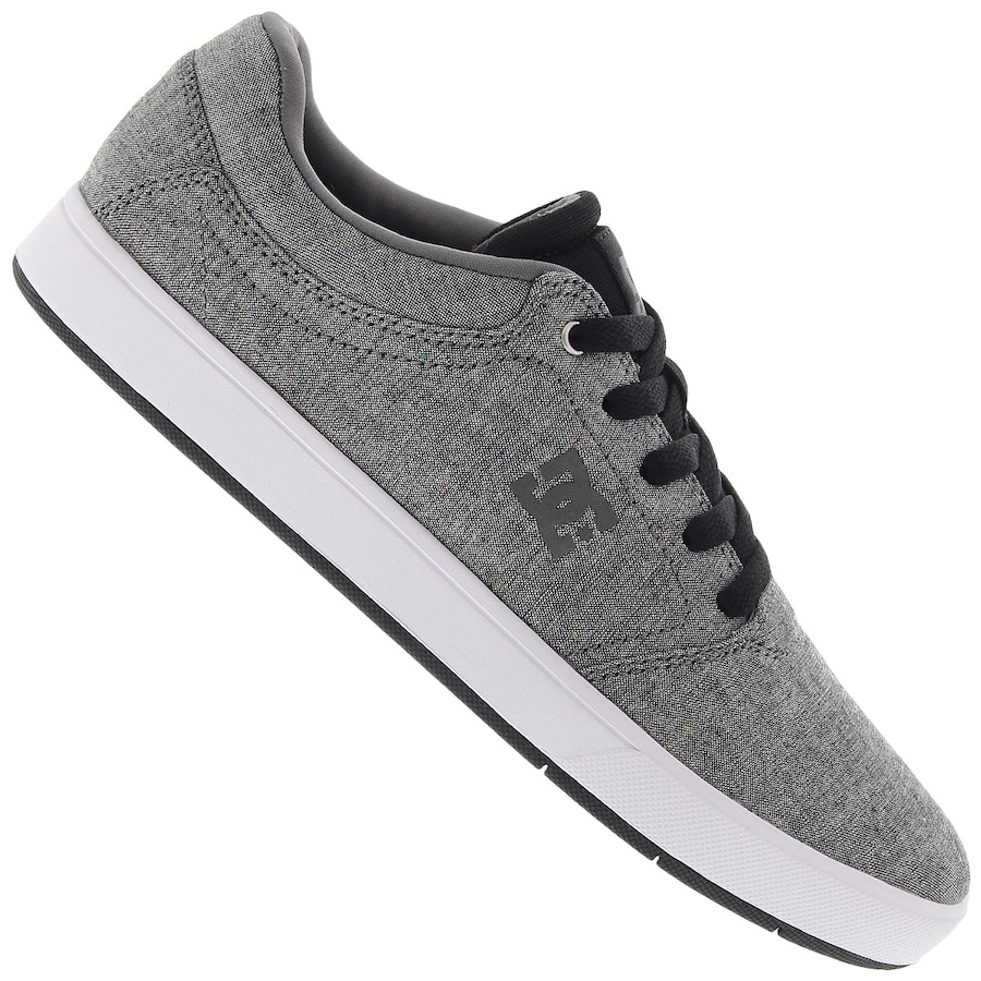 431ec3d07 Tênis DC Shoes Crisis TX SE M -Masculino