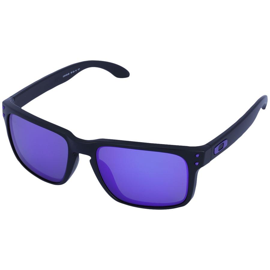 be86d8abd98ee Óculos de Sol Oakley Holbrook Iridium com Proteção UVB