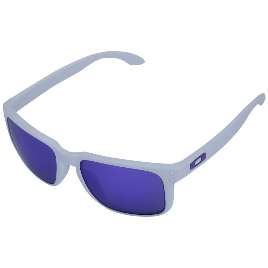 Óculos de Sol Oakley Holbrook Iridium OO9102 - Unissex 23ee9c535c