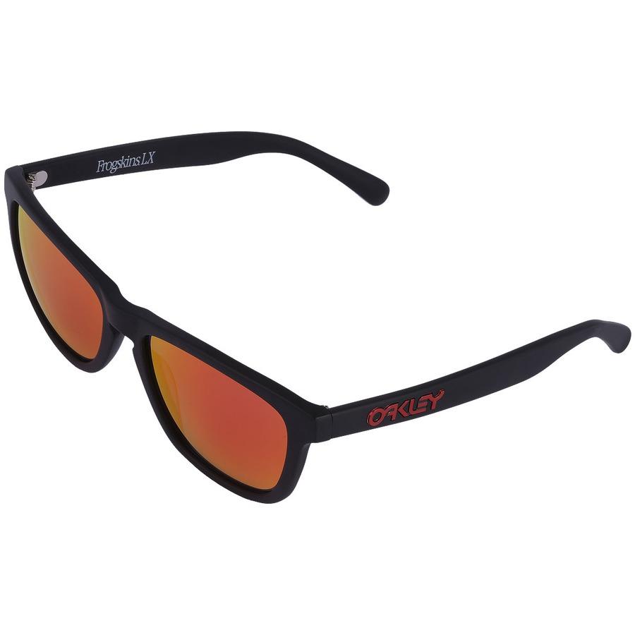 2819231e4 Óculos de Sol Oakley Frogskins LX Iridium - Unissex