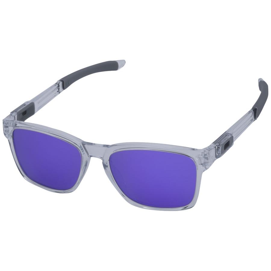 cc22cd14c25cd Óculos de Sol Oakley Catalyst Iridium OO9272 - Unissex