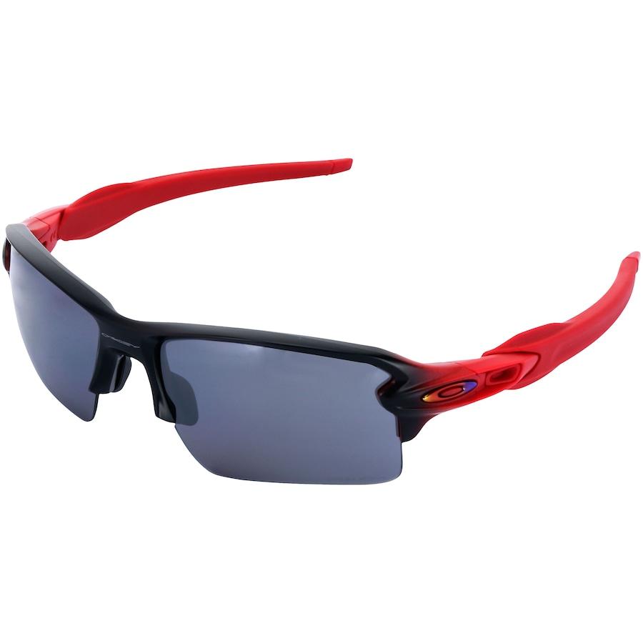 9d841260cabce Óculos de Sol Oakley Flak 2.0 XL Iridium Polarizado