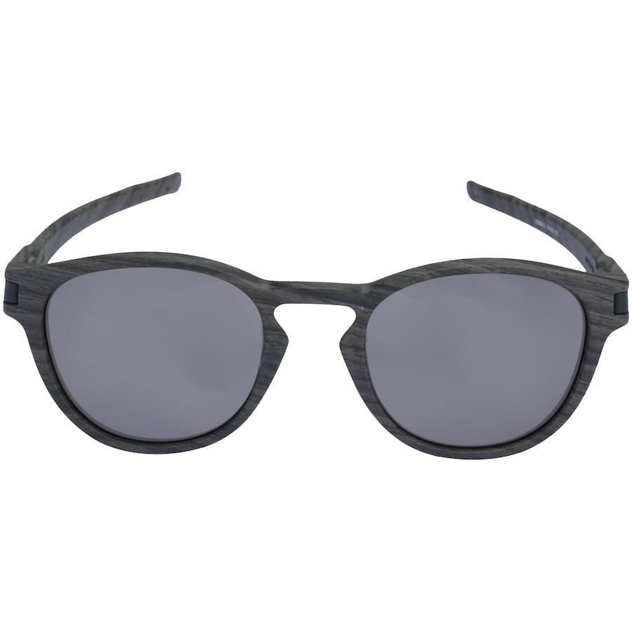 Óculos de Sol Oakley Latch Polarizado Iridium - Masculino 477e467c4a