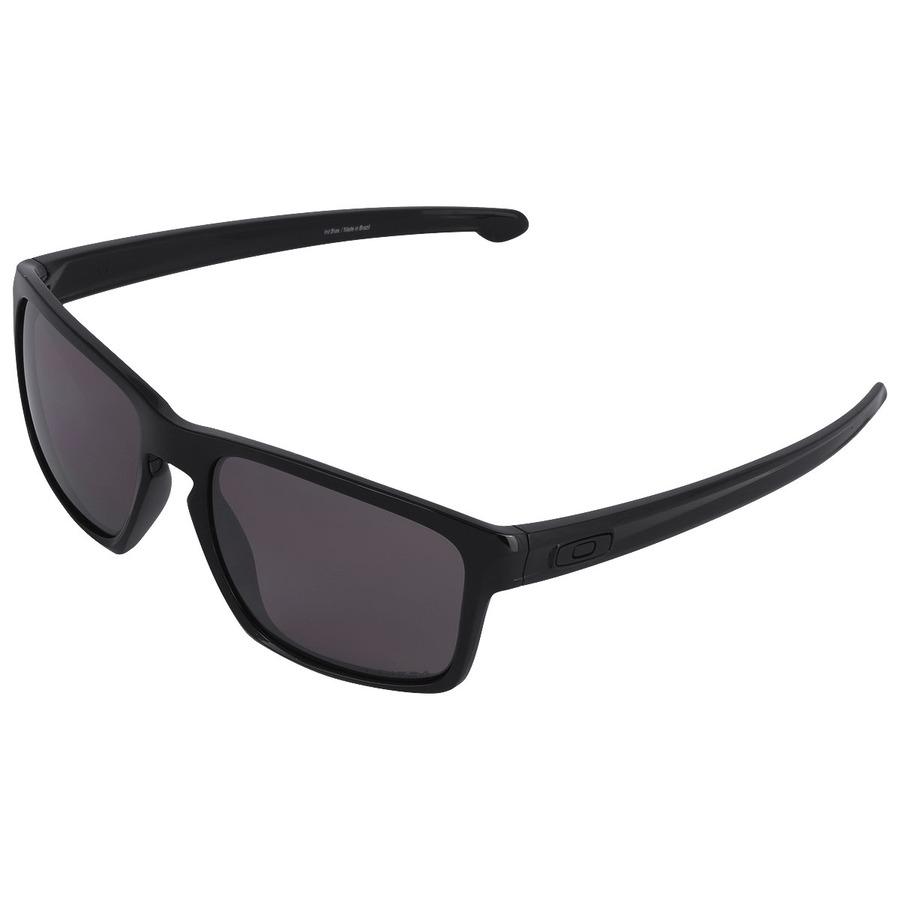 ed93aafdd Óculos de Sol Oakley Sliver Polarizada Prizm - Masculino