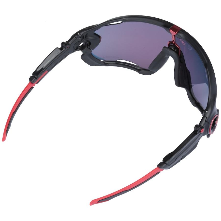 dd14cda14546f Óculos para Ciclismo Oakley Jawbreaker Prizm - Adulto