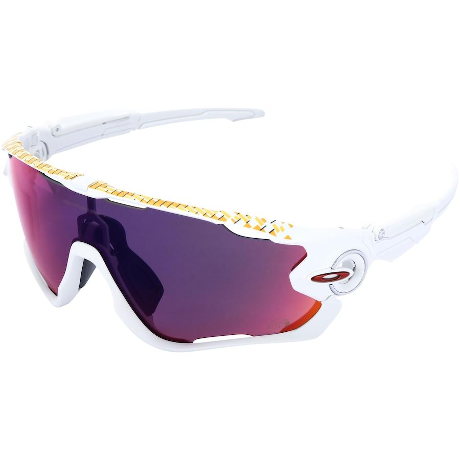 Óculos para Ciclismo Oakley Jawbreaker Prizm - Adulto 43f5546716