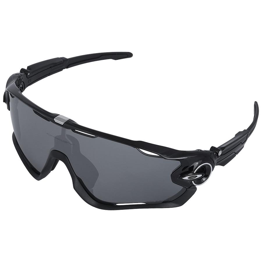 647955793 Óculos para Ciclismo Oakley Jawbreaker Iridium Polarizado