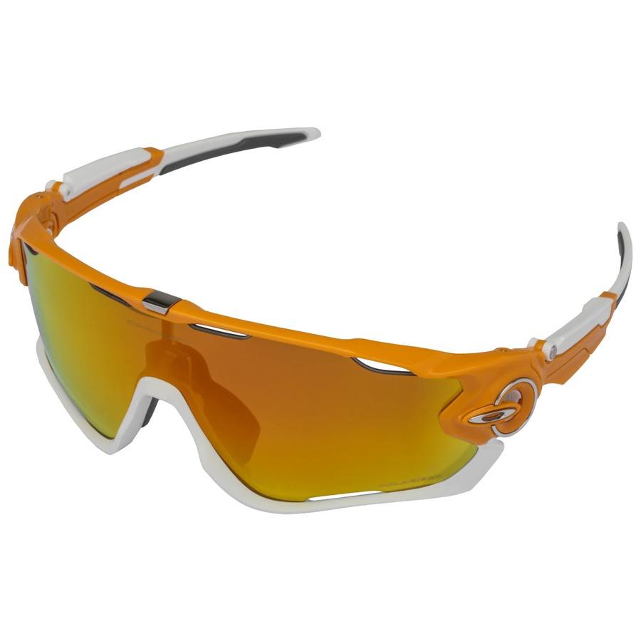 Óculos para Ciclismo Oakley Jawbreaker Iridium Polarizado 991f65b8d7