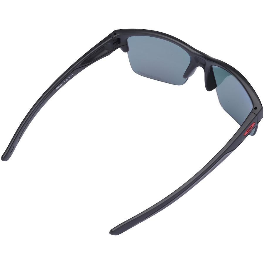 f89739affb85d Óculos de Sol Oakley Thinlink Iridium Polarizado - Unissex