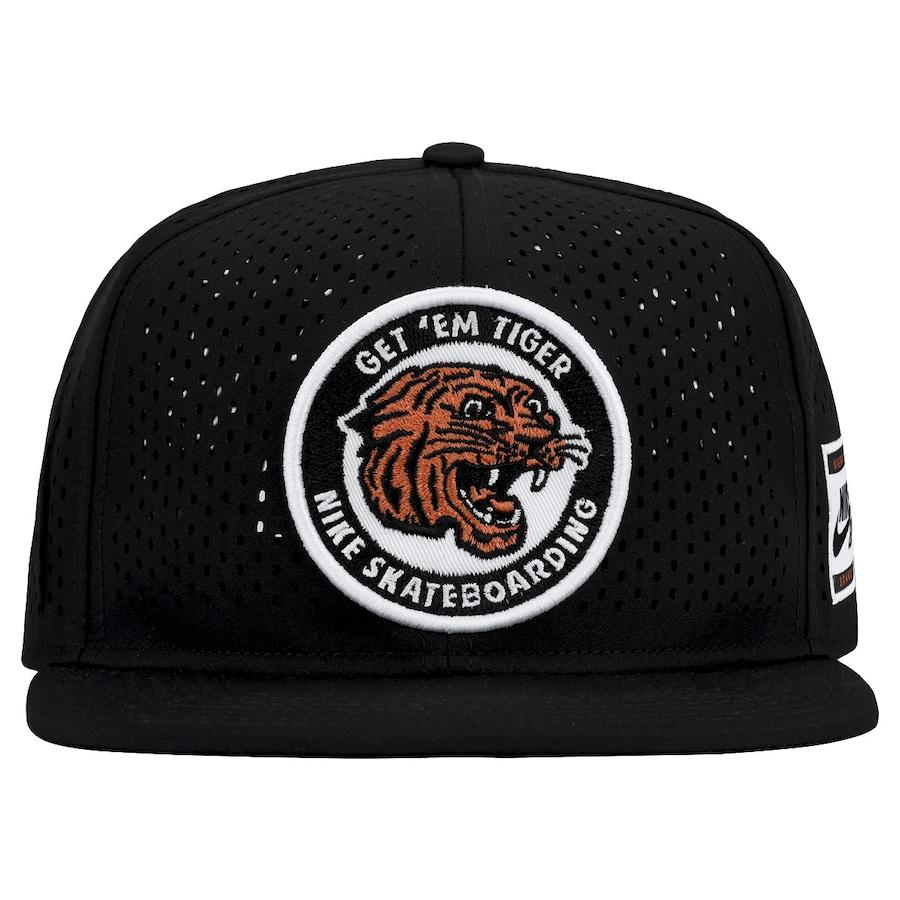 Boné Aba Reta Nike SB Tiger Performance - Snapback - Trucke db5be515db4