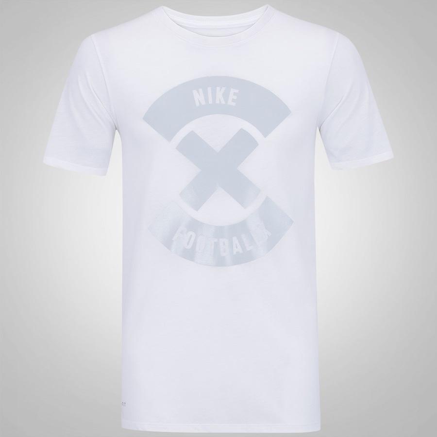 2a83b83971b Camiseta Nike Football X Log - Masculina