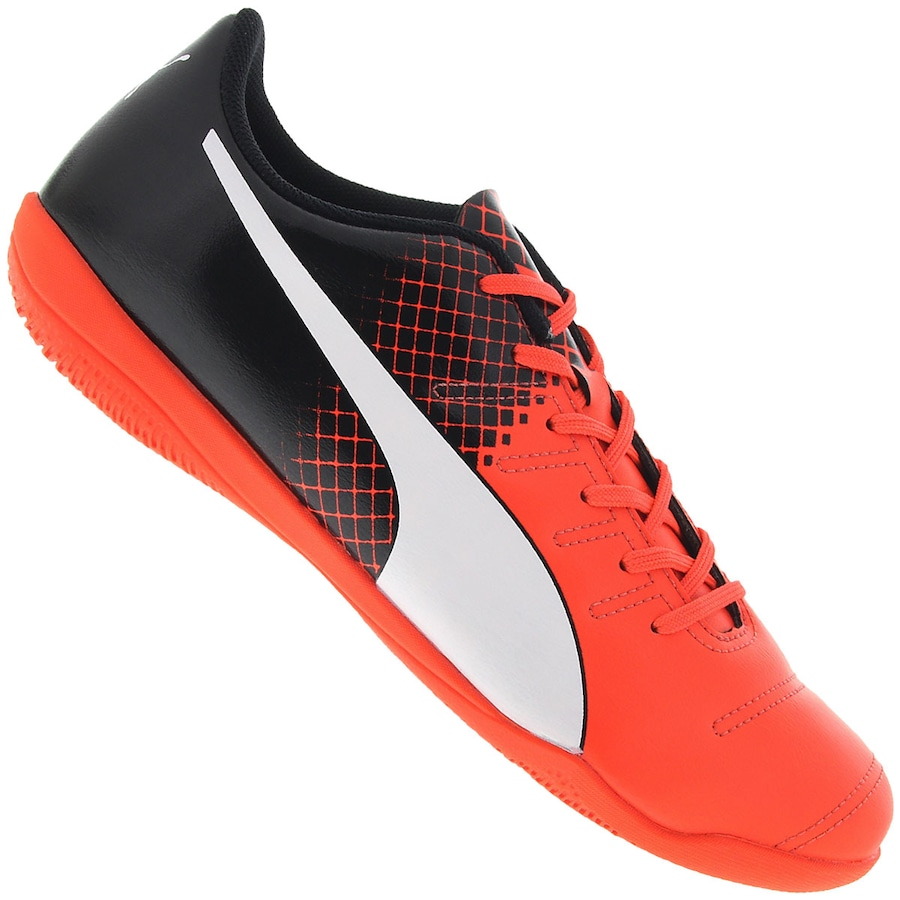 f9f42bc4ce Chuteira Futsal Puma Evopower 4.3 Tricks IT BDP - Adulto