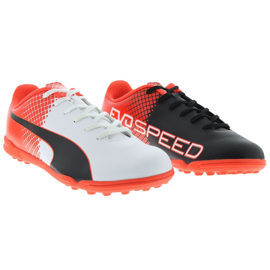 d7bf2c682020a Chuteira Society Puma Evospeed 5.5 Tricks TT - Adulto