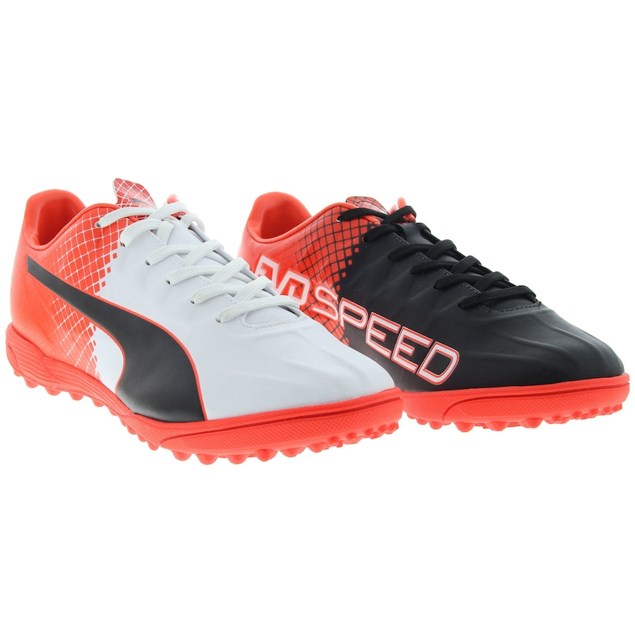ac48f5c8f2 Chuteira Society Puma Evospeed 4.5 Tricks TT - Adulto