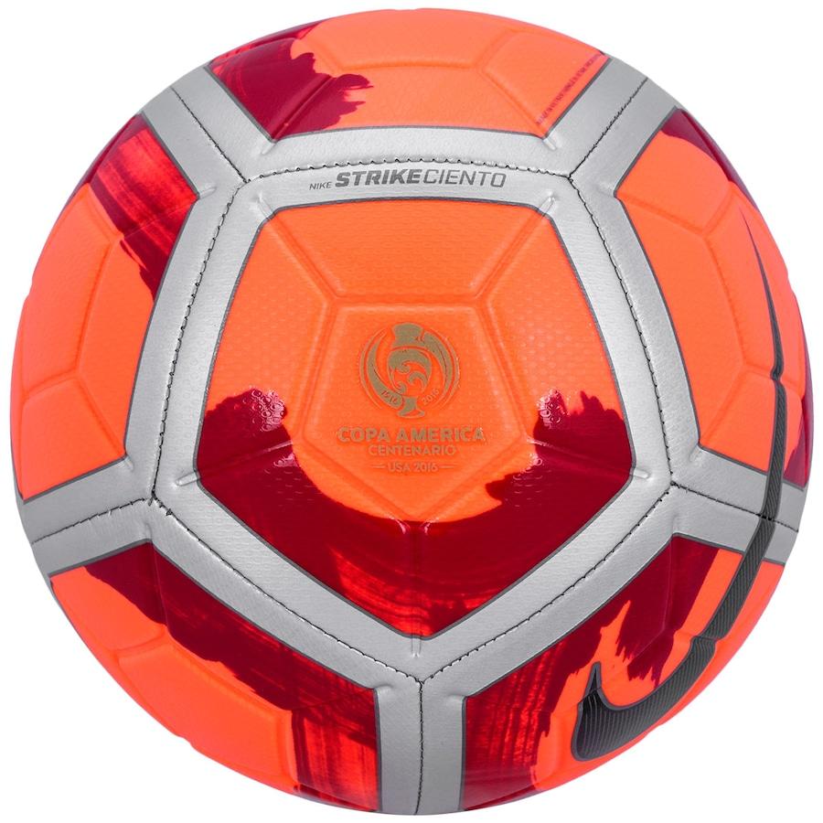 Bola de Futebol de Campo Nike Strike Premium Copa América C 5bac4694cdf7b