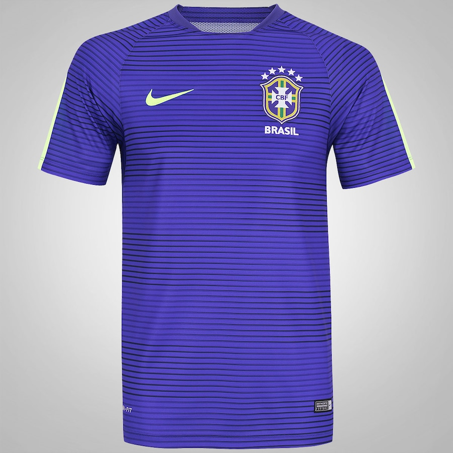 8cf0279065da0 Camisa do Brasil Nike CBF Flash - Masculina