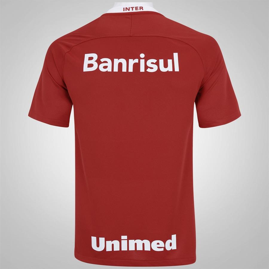 Camisa do Internacional I 2016 Nike - Masculina 34b7b48898434
