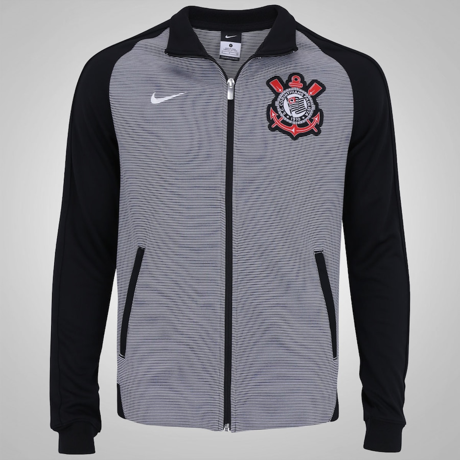 Jaqueta do Corinthians Nike N98 Authentic Track - Masculina 9855aae132fe9