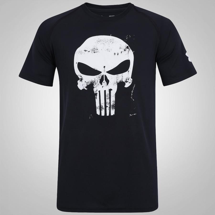 e855856806 Camiseta Under Armour Alter Ego Punisher O Justiceiro
