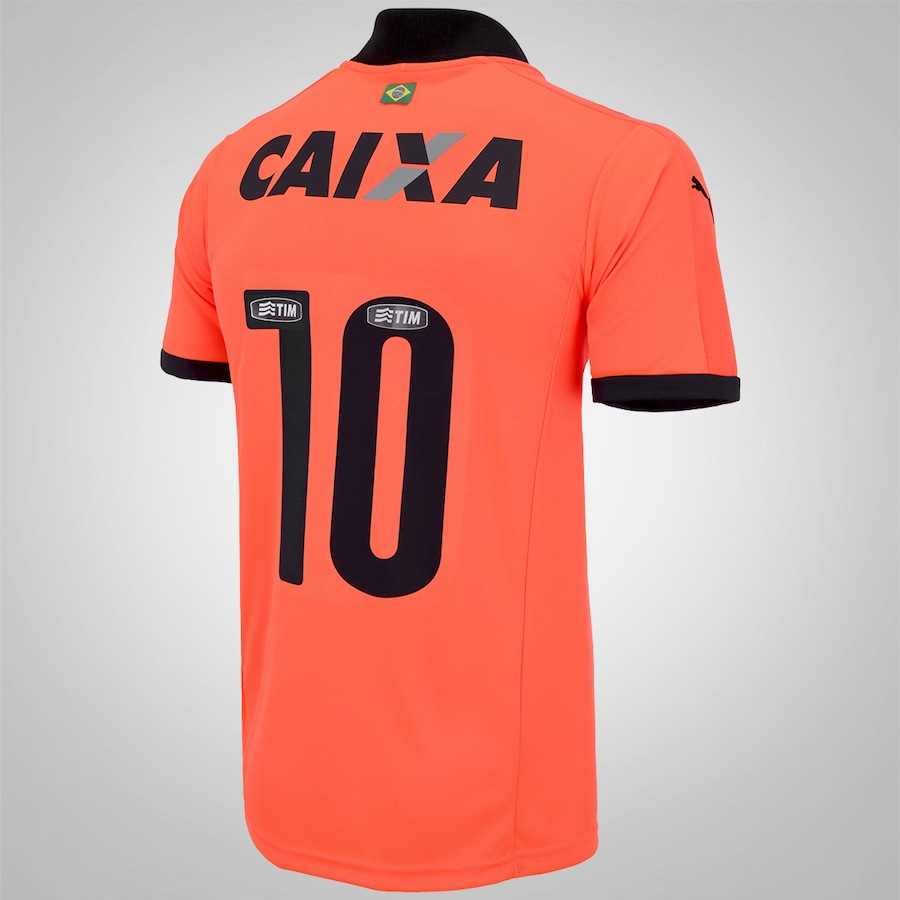 Camisa do Vitória nº10 Origens 2016 Puma - Masculina 0a1f1f58fd6