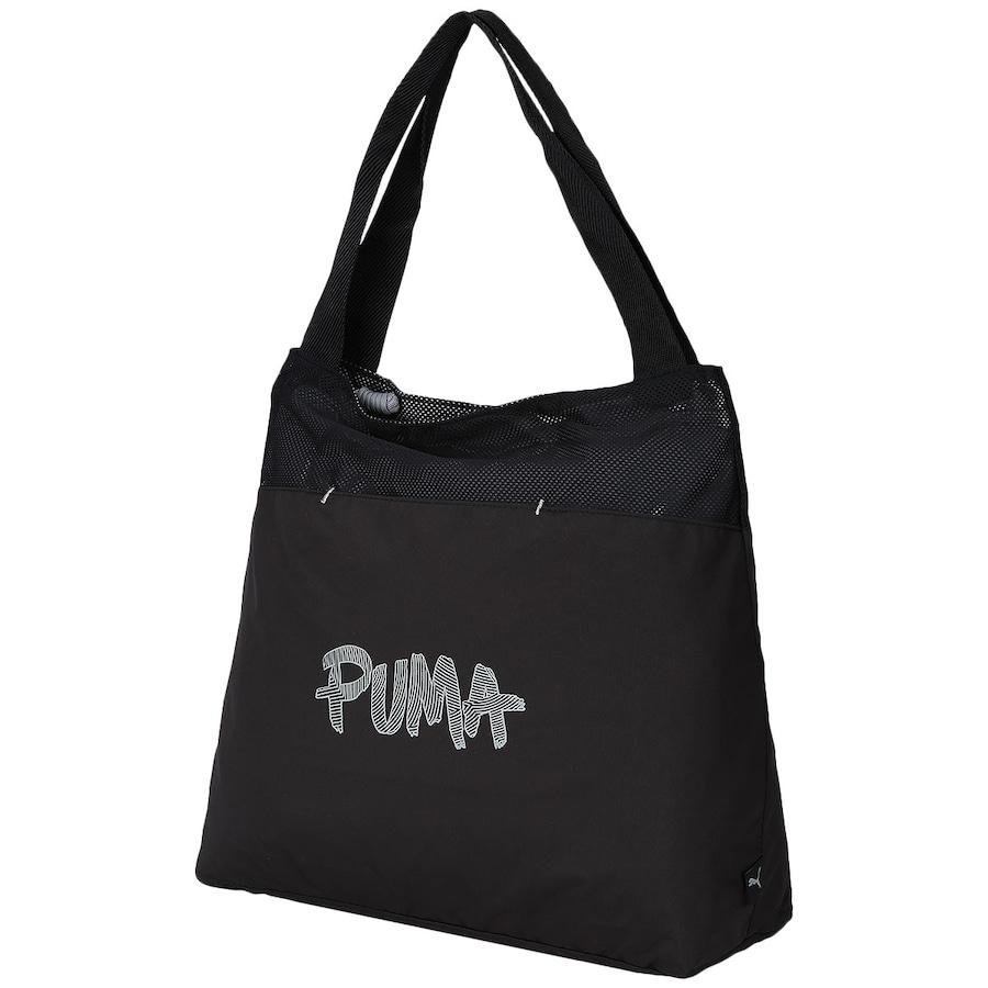 Bolsa Puma Core Shopper - Feminina b480421dbc1