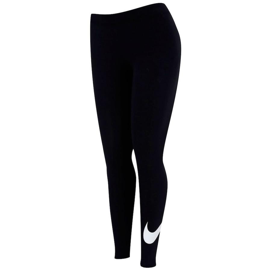 Calça Legging Nike Club Logo - Feminina 215f66ed58
