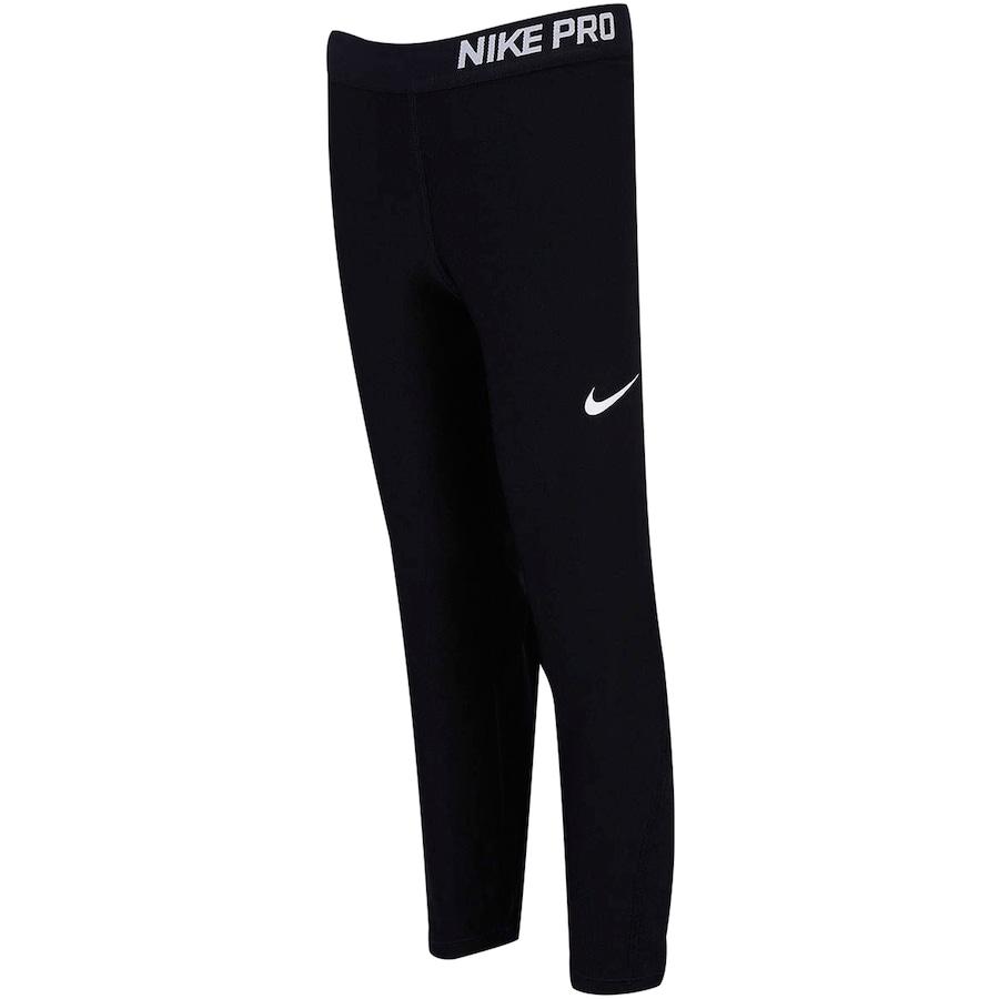 Calça Capri Nike Pro Cool W - Infantil 12244c9d19049