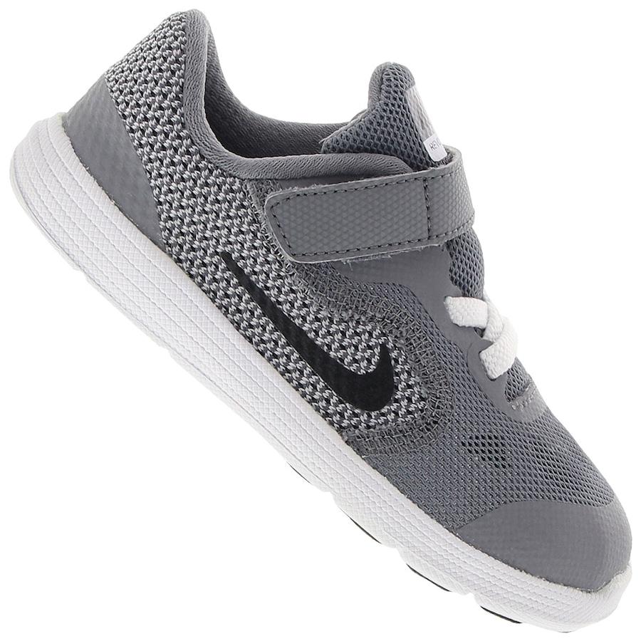 2ddcfe6234 Tênis Nike Revolution 3 TDV - Infantil