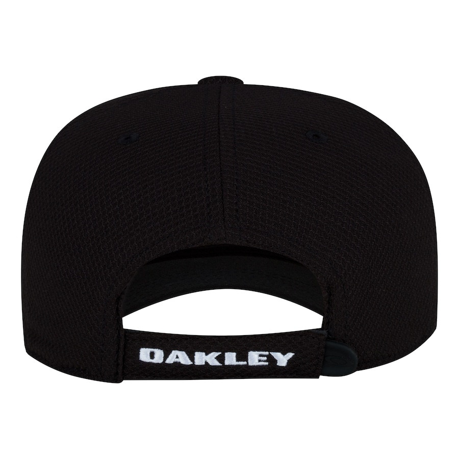 Boné Aba Curva Oakley Golf Ellipse Hat - Strapback - Adulto 8fb38ee7c06
