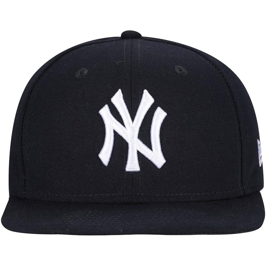 656e12565192b Boné Aba Reta New Era New York Yankees MLB - Snapback - Adu