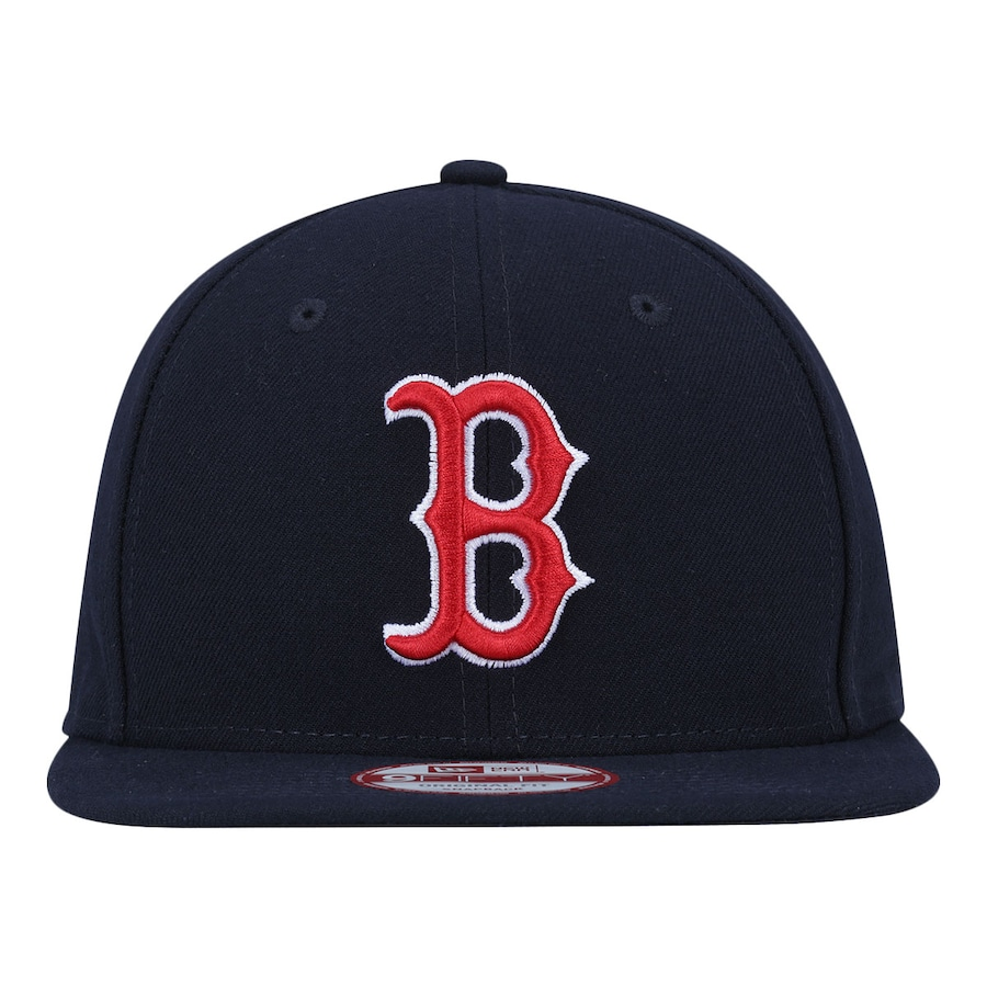 Boné Aba Reta New Era Boston Red Sox MLB - Snapback - Adult feb01961b2f
